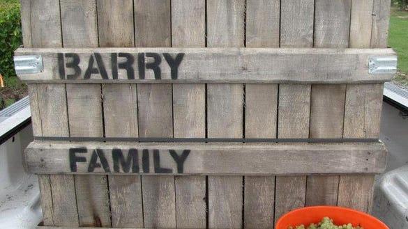Barry Family Vineyard