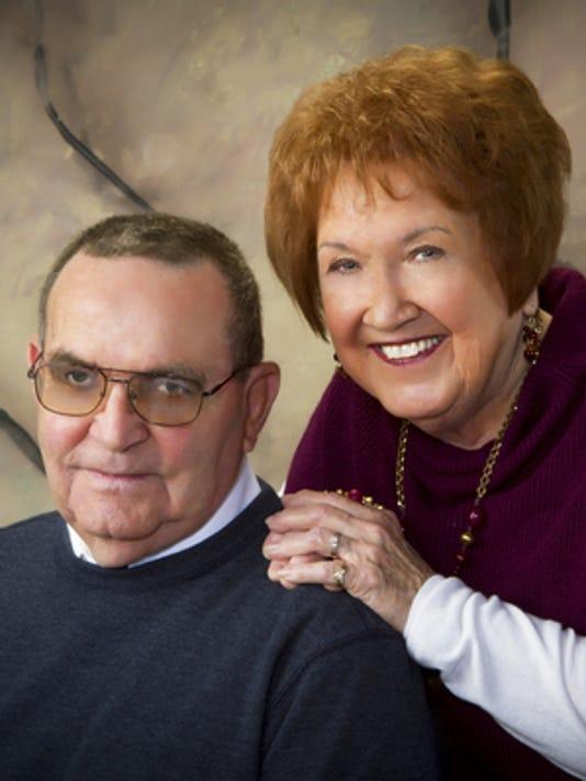 Anniversaries: Richard Antcliff & Joyce Antcliff