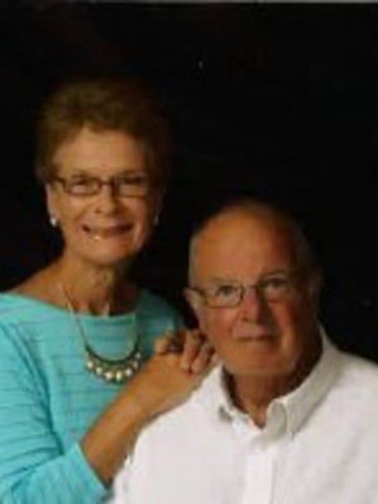 Anniversaries: James Yeoman & Marjorie Yeoman