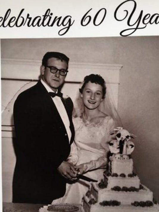 Anniversaries: Lana Miller & Gene Miller