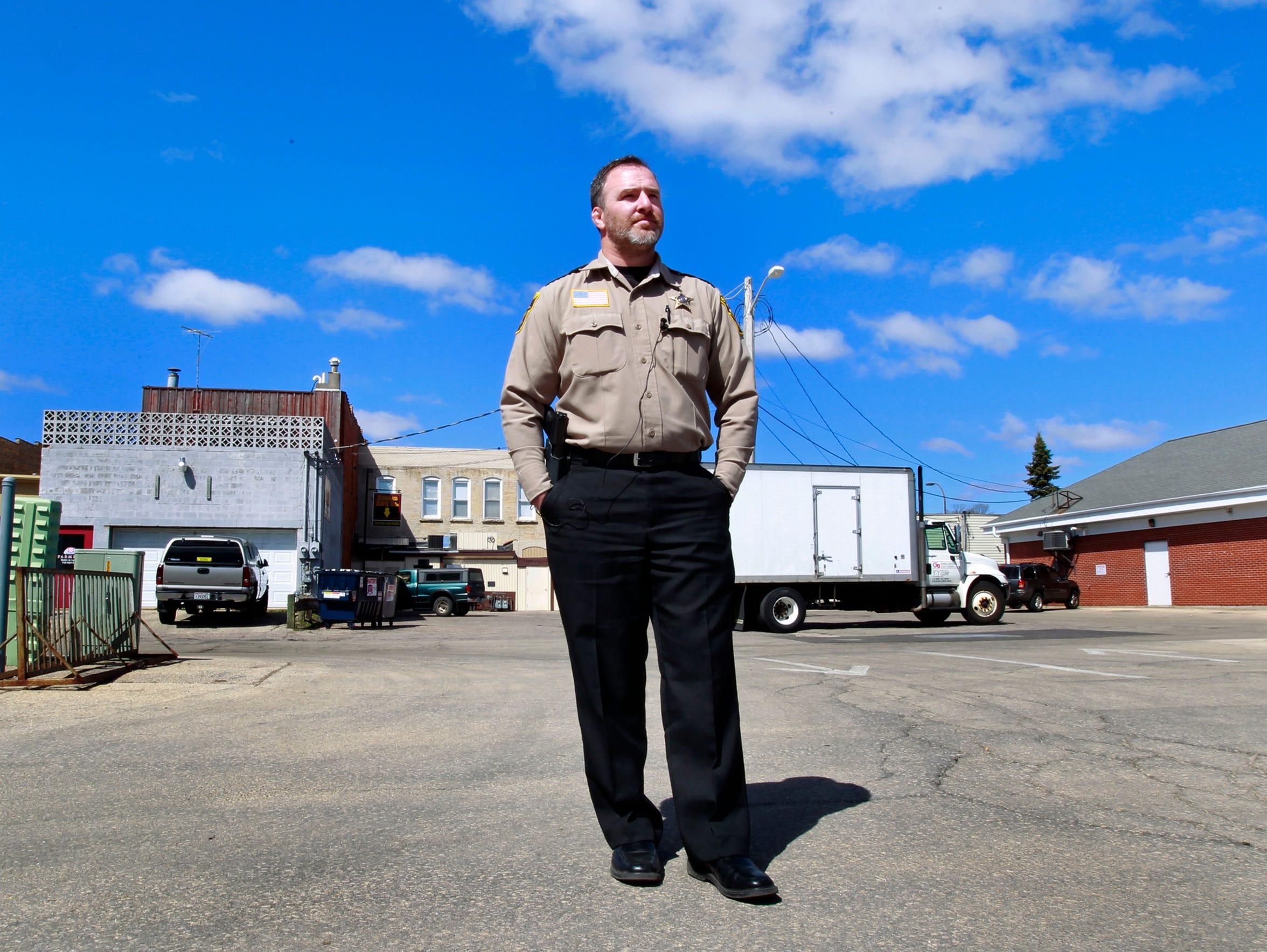 "Shawano County Sheriff Adam Bieber: ""It wasn't uncommon"