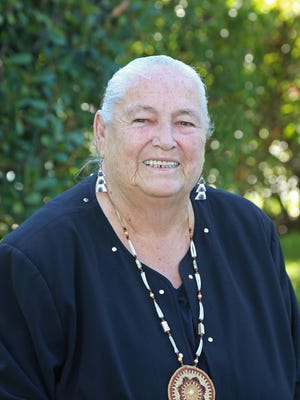 Barbara Murphy, former chairwoman, CEO and tribal elder of the Redding Rancheria.