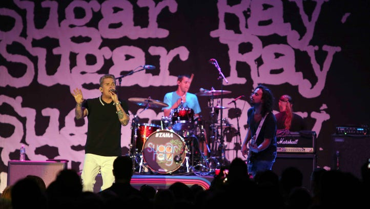 In this file photo, Rodney Sheppard, Mark McGrath,