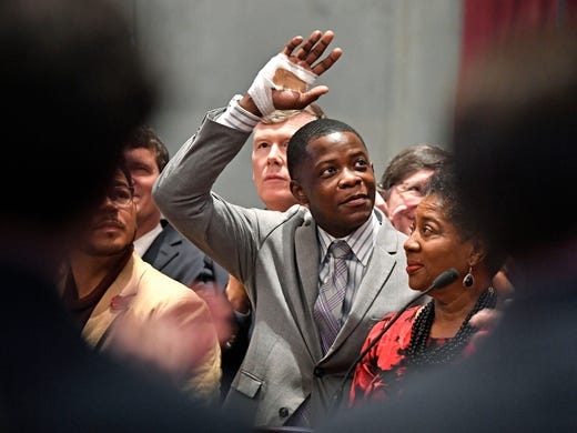 'I had God on my side:' Waffle House shooting hero James Shaw Jr. shares memories in new Instagram video