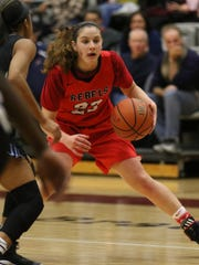 Saddle River Day sophomore guard Michelle Sidor is