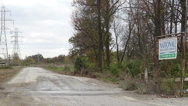 National Lime & Stone that owns property on Likens Road first asked the city to annex 224 acres of its mining property in 2014.