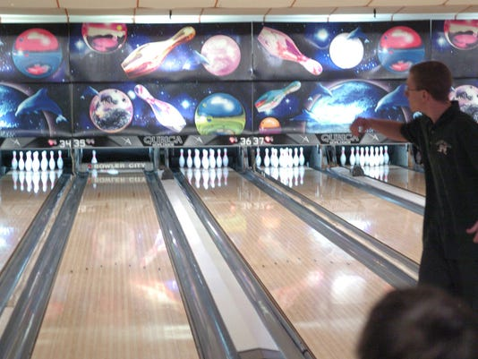 Boys Sectional Bowling