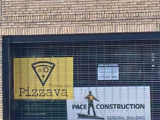 Pizzava in Midtown Reno.