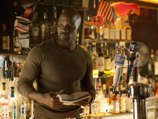 Mike Colter played Luke Cage in Netflix's 'Jessica