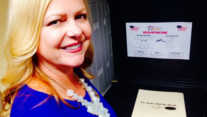 """Brevard County Supervisor of Elections Lori Scott says her office has """"no indication or record of any attempt to illegally access Brevard County voter information."""""""