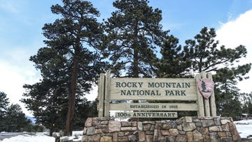 Rocky Mountain National Park operating but not accessible