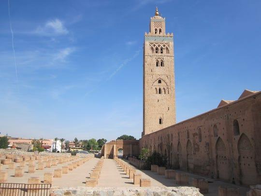 TripAdvisor travelers named Marrakesh the top worldwide