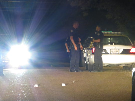 Jackson police were investigating a shots fired call on Hatton Street on Monday night. No injuries were reported.