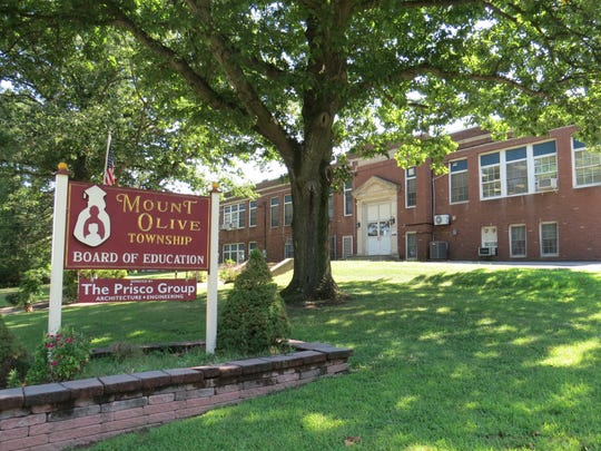 Mount Olive School District's administration is moving out of the 90-year-old Budd Lake School.
