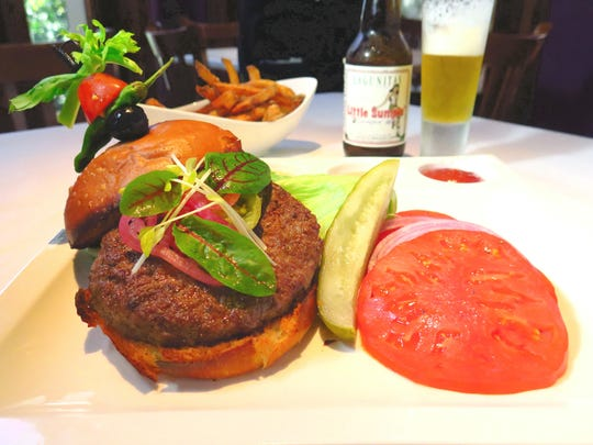 Chops City Grill in Bonita Springs recently added burgers