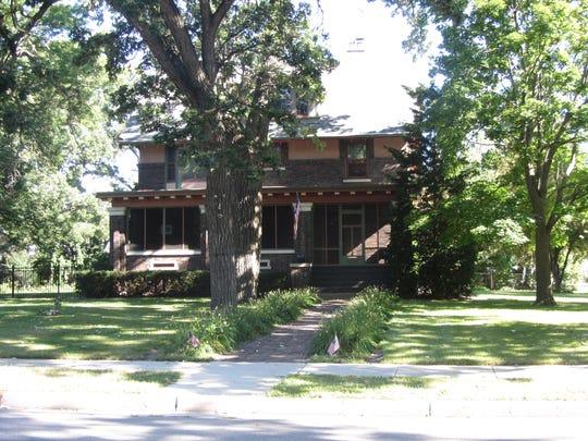 Home of Teresa and Michael Keenan