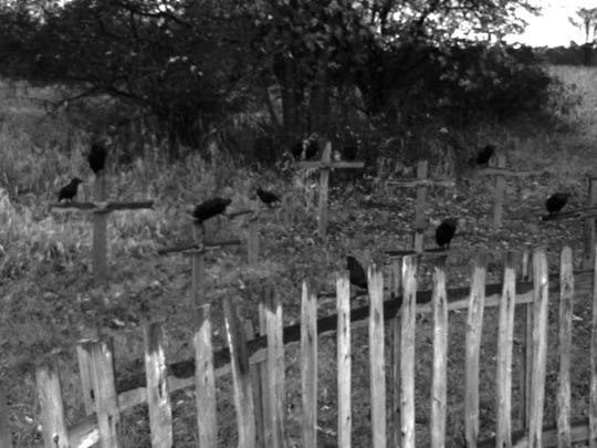 Norz Hill Farm of Hillsborough's 'Scare Farm,' which offers a haunted hay ride, 'Slay Ride,' as well as two walking trails, 'Paranoia' and 'Creepy Hollow' through Oct. 31, has some true haunted history lurking behind it.