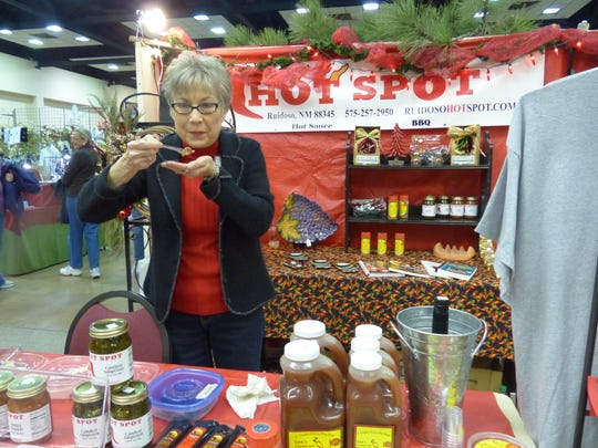 More than 80 vendors offer up a variety of holiday
