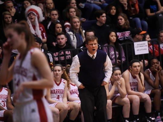 Susquehannock's girls' basketball program has won the Gretchen Wolf Swartz Sportsmanship Award for eight times in the award's 16-year history.