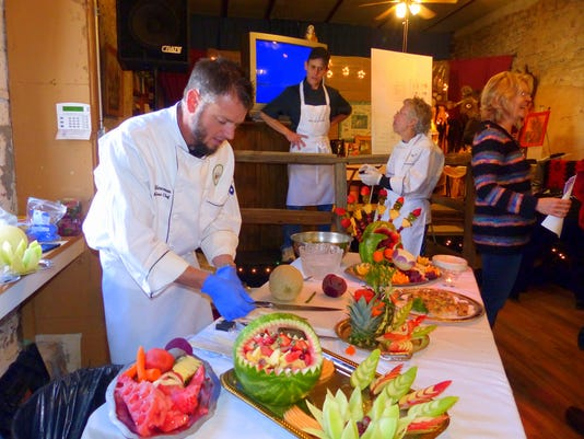 old mill benefit chefs
