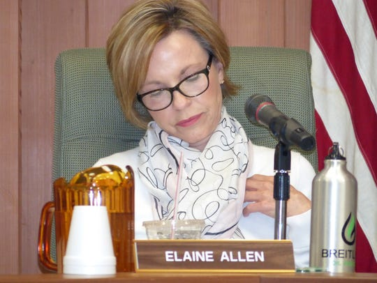 Commissioner Elaine Allen reminded those at the meeting the historic settlement of Lincoln is a huge draw each year for tourists, pumping millions into the local economy.