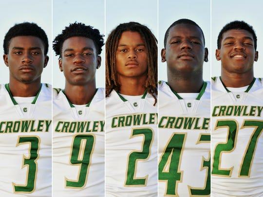 Crowley Players to Watch Keith Wilson, Xavier Johnson,
