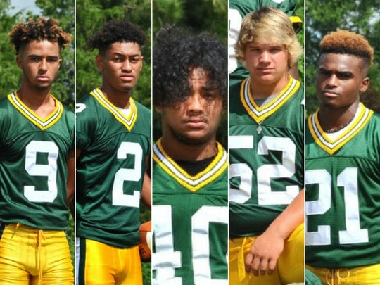 Cecilia Players to Watch Noah Livings,Corey Williams, Adam Chung, Kale Boudreaux, and Darius Flenaugh.