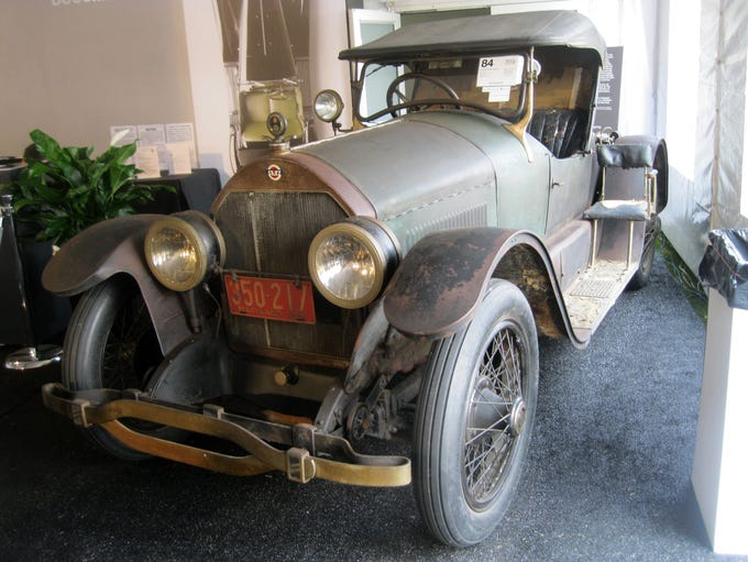 Presented in stunning original condition, this 1921