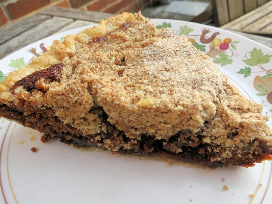 The Pennsylvania Dutch made shoofly pie using ingredients