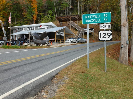 Tail Of The Dragon Photos >> Tennessee S Most Dangerous Drive Tail Of The Dragon Things To Know