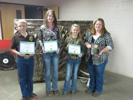 4-H Otero County Awards
