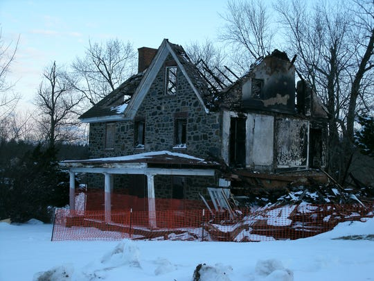 The historic Coffee Run Mission parsonage near Hockessin was torched by arson and later demolished illegally in 2010. Trinity Community Church bought the property in 2014 and is planning to build a church on the land.