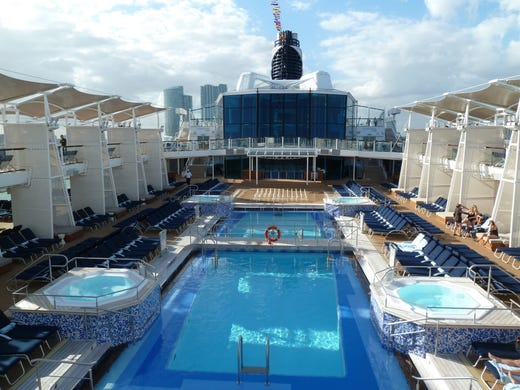 Definitely NOT a 5 star ship - Celebrity Solstice Review ...