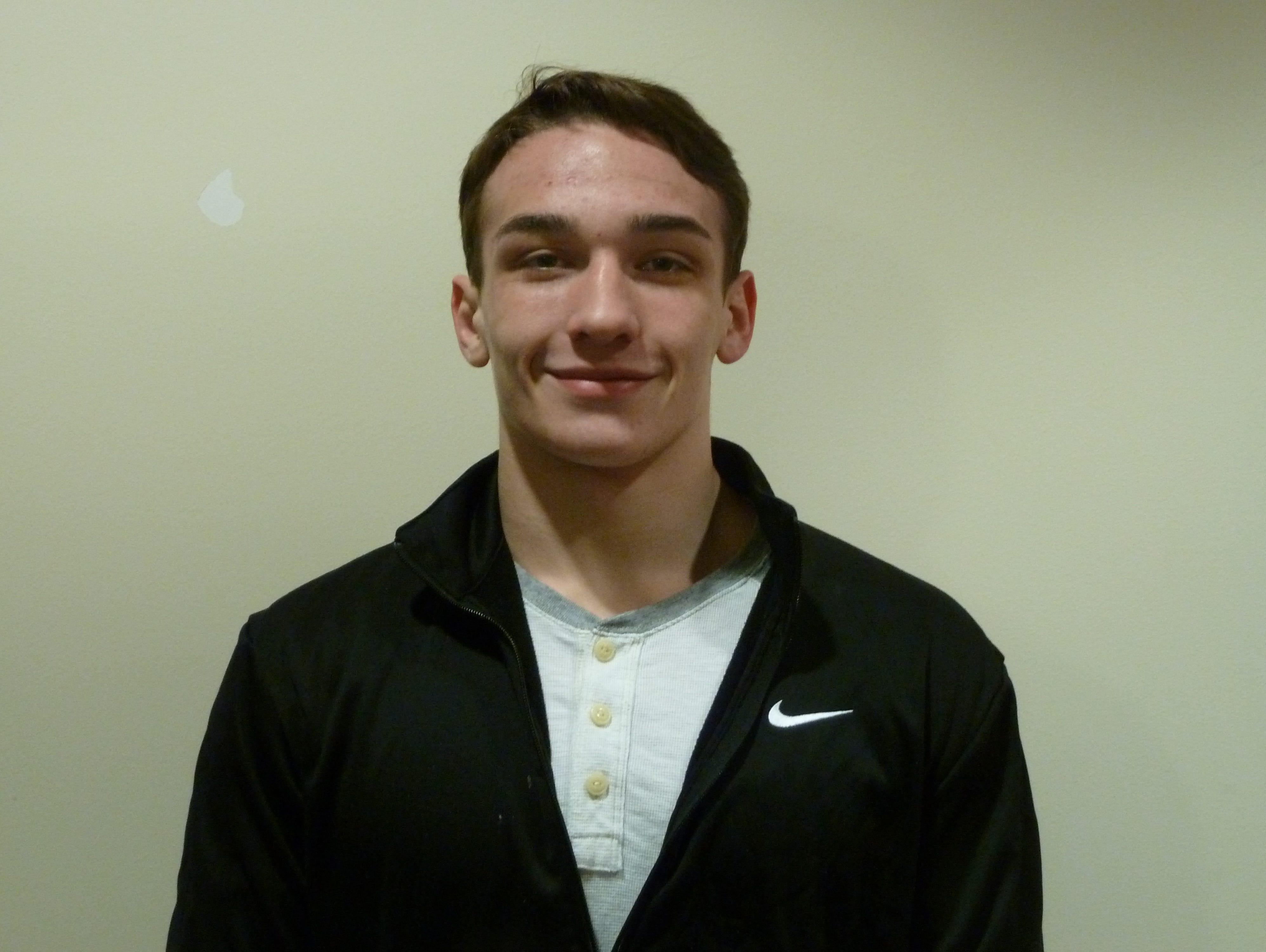 McKay senior Matthew Jarding