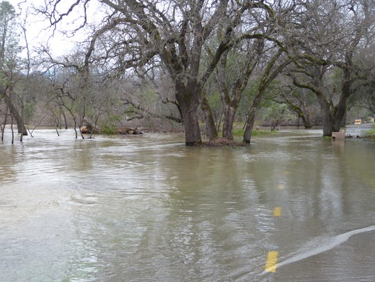 Those using the Sacramento River Trail Wednesday didn't