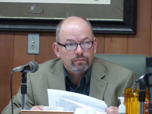 Lincoln County Commissioner Dallas Draper