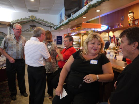The fourth Cape Coral Early Residents' Reunion took place April 9 at the German-American Social Club. The Cape Coral Historical Society is requesting help with locating additional early residents.