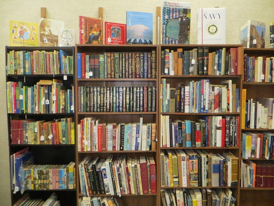 The Stevens Point Area Retired Teachers' Association will hold its spring book sale May 3-6, 2017 at the Central Wisconsin Children's Museum building.