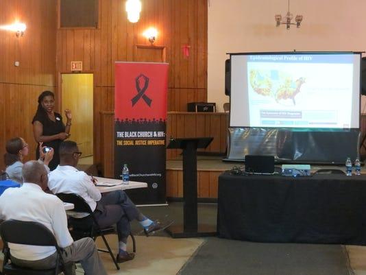The Black Church and HIV initiative