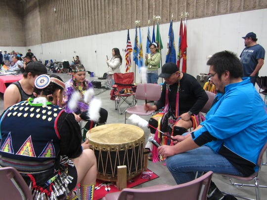 GFPS Youth Powwow. Saturday, May 13, 2017.