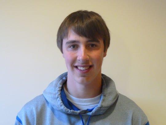 McNary senior Matt Ismay