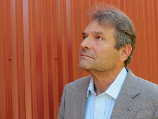 Denis Johnson.