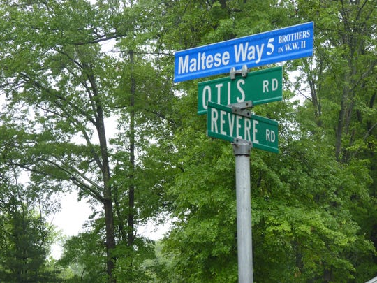 Maltese Way in North Brunswick.