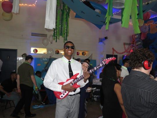 Students at Rockland BOCES' Jesse J. Kaplan School enjoyed Prom Day on Friday.