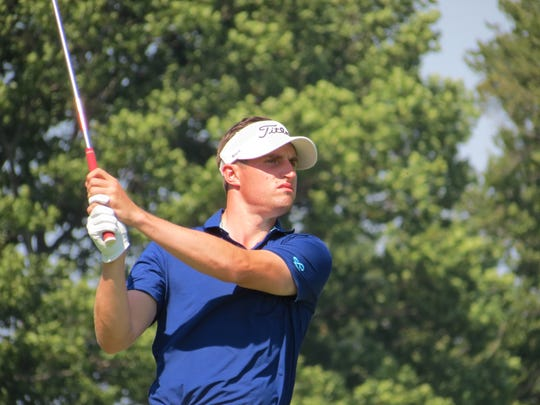Alex Beach of Baltusrol GC is reigning New Jersey PGA Player of the Year.