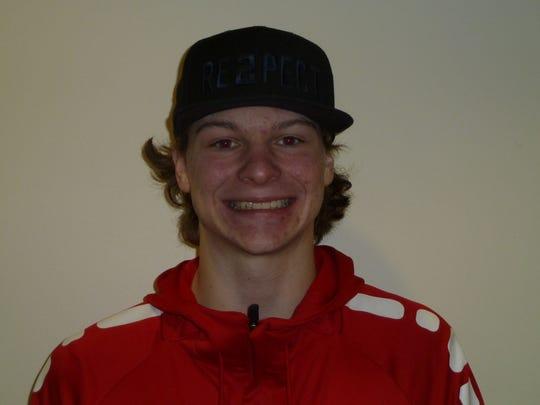 South Salem sophomore Ryan Brown