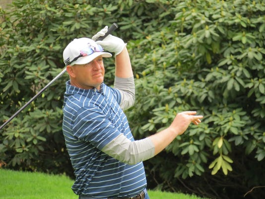 Grant Sturgeon of Arcola Country Club