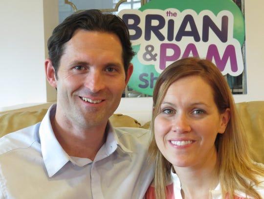 Brian and Pam Wheelock