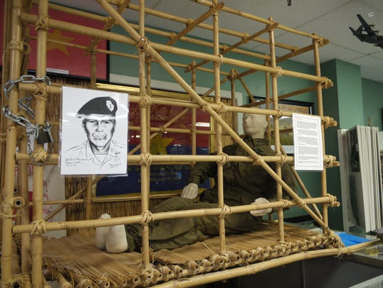 The Military Heritage Museum displays artifacts donated