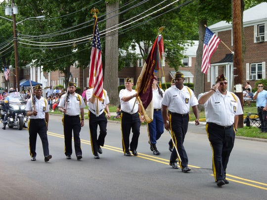 The 94th Annual Central Jersey Independence Day parade in Plainfield